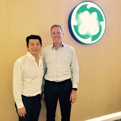 Episode 174: GE Digital in ASEAN with Wouter van Wersch & Alvin Ng