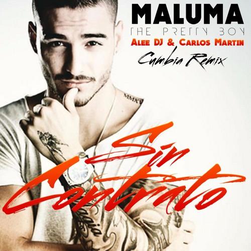 Maluma - Sin Contrato Alee Dj & Carlos Martin