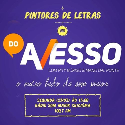 Pintores de Letras no Do Avesso (27/03/2017)