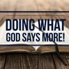 4) Doing what God says...more: 4th Commandment - Nehemiah