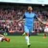 Goal - Arsenal 1 Man City 2
