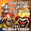 Captain Falcon Vs Sweet Tooth REMASTERED- Gaming All Star Rap Battles