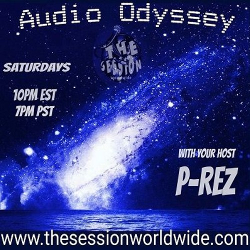 Audio Odyssey Week 90 by P-REZ