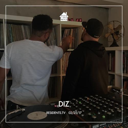 DIZ Live at Private Residents // Feb 25th 2017