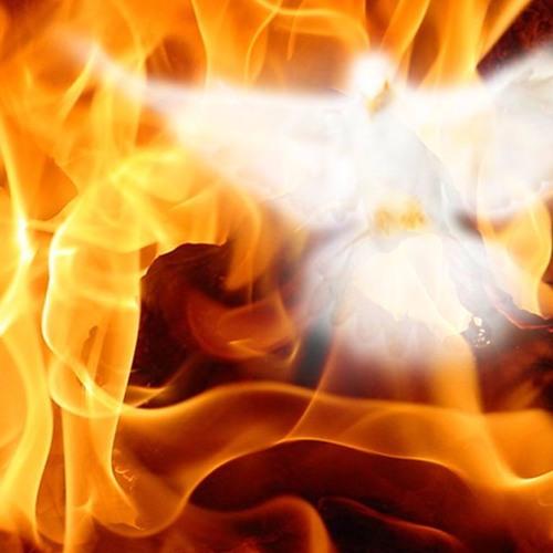 FAITH ON FIRE with J.E.WELLS... A GREAT FIRE