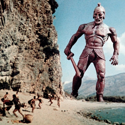 Episode 13- Jason and the Argonauts: interview with John Cairney