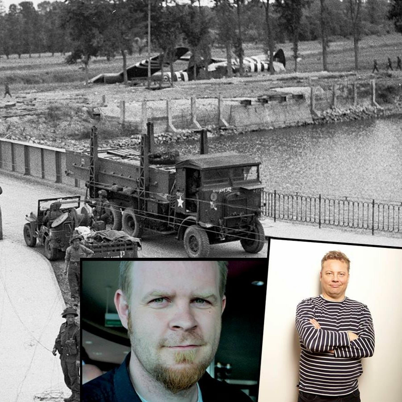 For Danmarks ære: en aften om Anden Verdenskrig med Jakob Sørensen og Jarl Cordua