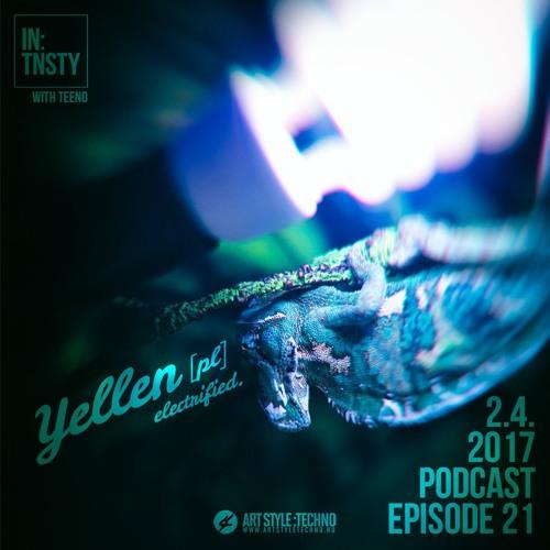 In:tnsty Podcast | Episode 21 Teeno / yELLEn