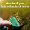 Natural hair products are free of toxins and chemicals