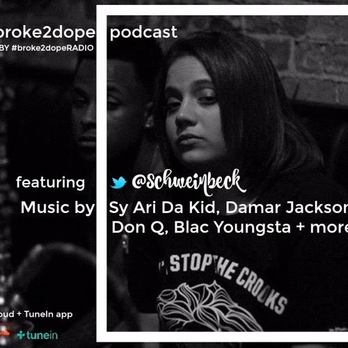 broke2dope podcast //