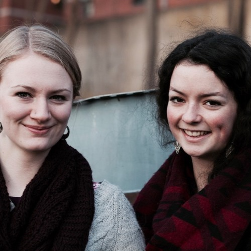 Sally and Catriona