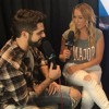 Thomas Rhett Backstage At The ACM Awards