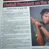 Hwindi president -hanzi ndaRaper