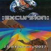 Excursion (2017-02-23) EXCLUSIVE TECHNO SET (FREE 320KBPS MP3 DOWNLOAD)