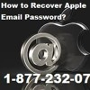 How to Recover Apple Email Password?