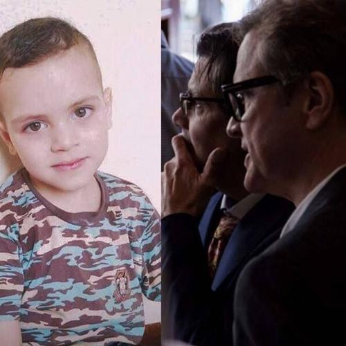 بالميرا ريليف تنجح بجمع المال لذراع محمود، وكولن فيرث يقول: هذا أقل ما يمكن تقديمه لأطفال سوريا