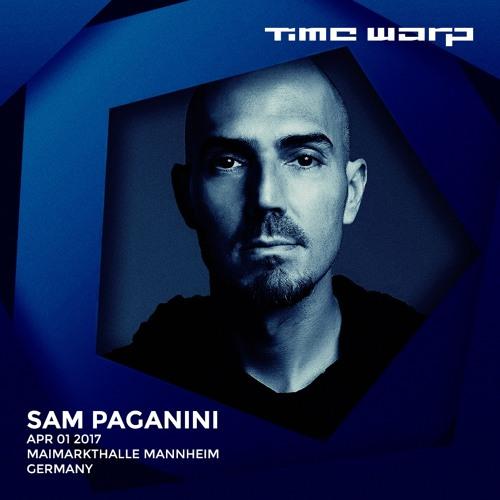 Sam Paganini Live At Time Warp 2017