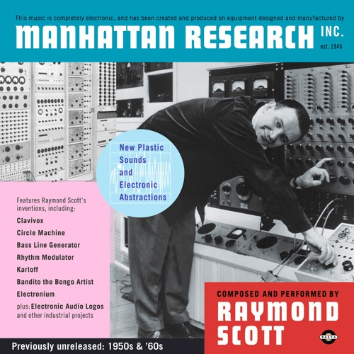 Lightworks - Raymond Scott