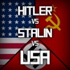 HITLER vs STALIN vs USA - Rap Battle (prod. by Gravy Beats) [CLEAN]