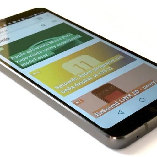 MyApple Daily (S04E149) #374: Czy LG G6 będzie konkurencją dla iPhone'a 7 i Galaxy S8?