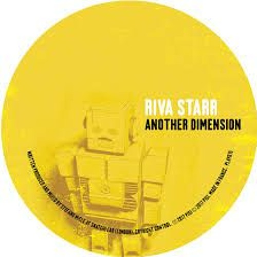 Riva Starr- Another Dimesion [PLAY015]
