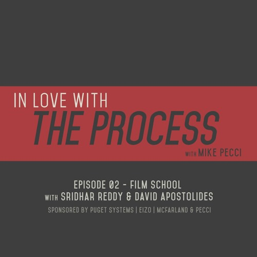 EP02 | Getting Started in the Film Buisness (feat. film director Sridhar Reddy)