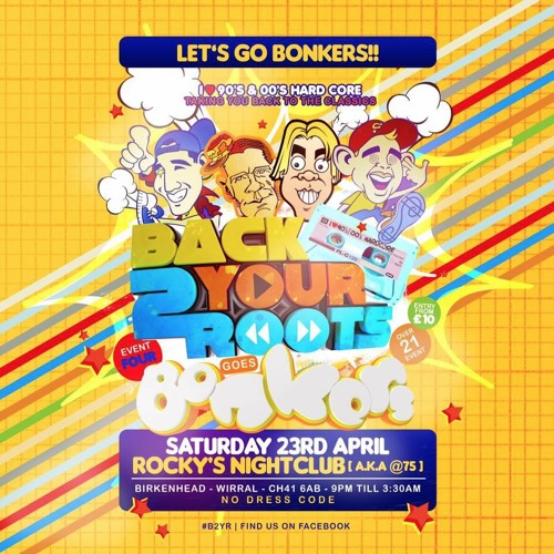 HIXXY & Mc LIVELEE @ B2YR Event 4 Goes BONKERS, FREE DOWNLOAD by DJ