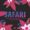 Safari (Tom & Collins Dub) - Pharrell Williams,  J.Balvin, BIA, Sky