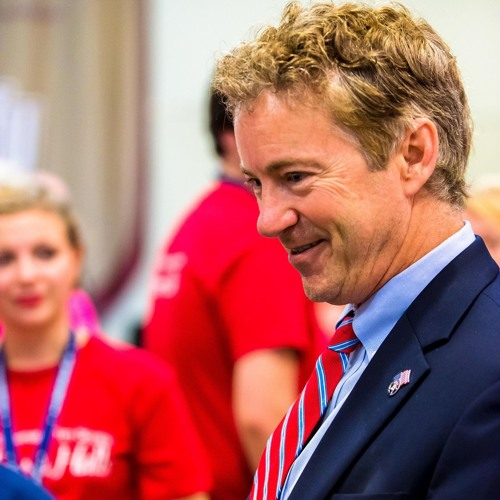 "SPICY SALSA "" I TRUST RAND PAUL"" DANCE!!!!!"
