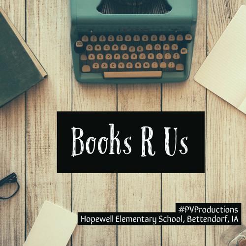 Book R Us episode #1