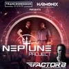 Neptune Project & Factor B @ Royal Melbourne Hotel 2017-03-31 Artwork