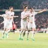 Milos Jojic schießt dem #effzeh zum Sieg gegen Eintracht Frankfurt