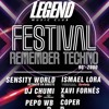 FESTIVAL REMEMBER TECHNO SETMANA SANTA 16_4_17 @ LEGEND MUSIC CLUB