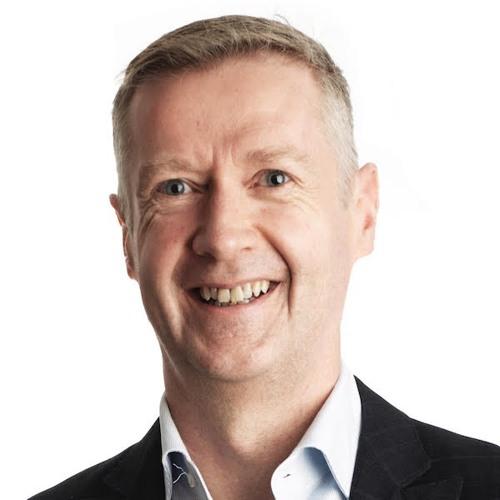 Donal Byrne CEO Corvil