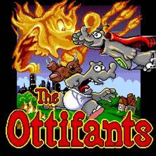 [GB] The Ottifants (SMS/GG) - In-game theme