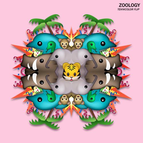 Knife Party & Skrillex - Zoology (Teknicolor Flip)