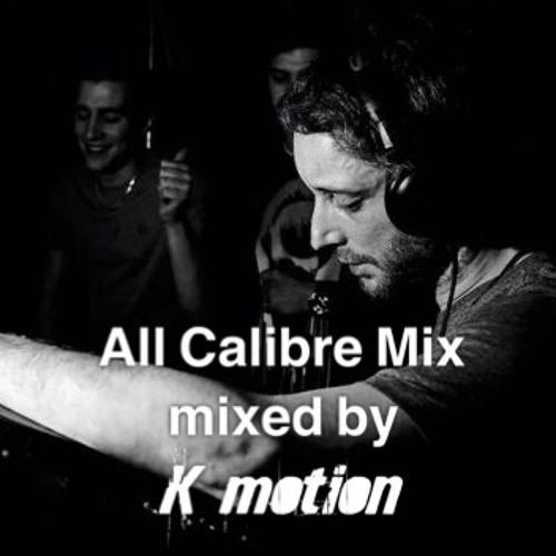 'All Calibre Mix' April 2017