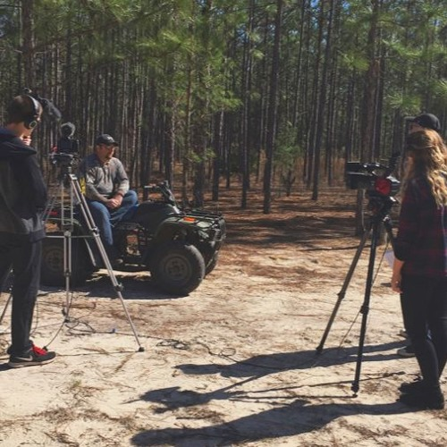 FSU faculty and students team up to help save a river