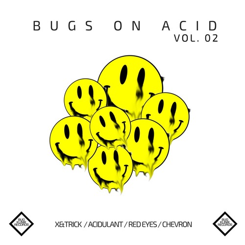 BK019 V/A Bugs On Acid Vol. 2 (previews)