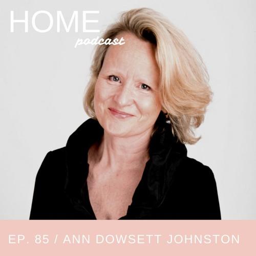 Episode 85: Ann Dowsett Johnston