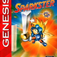 Sparkster - Rocket Knight Adventures 2: High-Velocity Magic (Feat. Sixto Sounds)