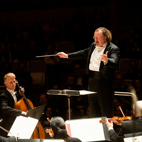 Samy Moussa: A Globe Itself Infolding (Excerpt) / Stéphane Denève  · Toronto Symphony Orchestra