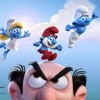 SMURFS: THE LOST VILLAGE (PETER CANAVESE) SCREEN SCENE (with Tim Sika) KSJS (90.5)FM