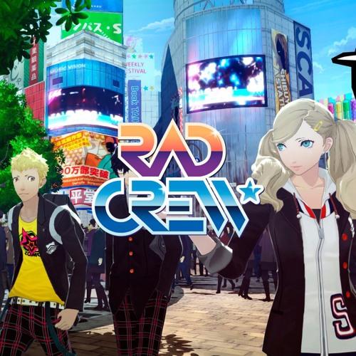 Rad Crew S13E14: Påskekrimspill og Persona 5