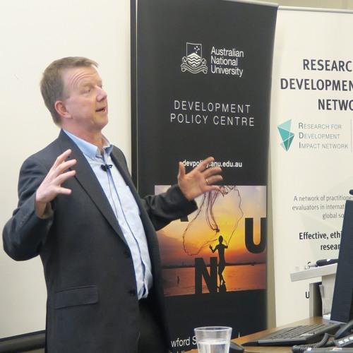 Understanding how change happens - Duncan Green
