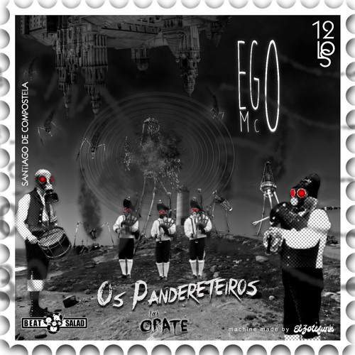 Ego Mc - Os Pandereteiros