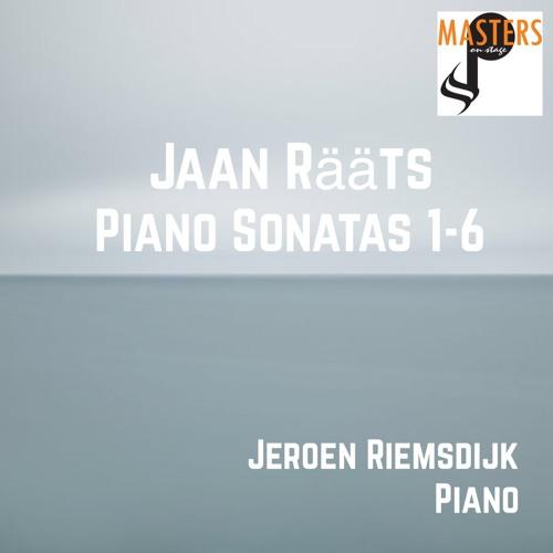 Jaan Rääts Piano Sonatas 1-6