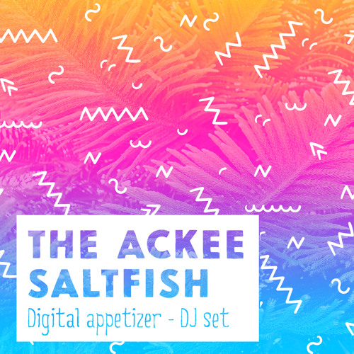 THE ACKEE SALTFISH : Digital Appetizer - DJ set