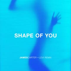 Ed Sheeran - Shape Of You (James Carter x Levi Remix)