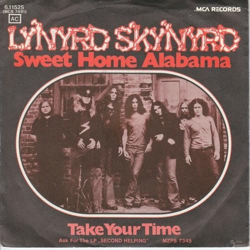 Lynyrd Skynyrd - Sweet Home Alabama (ORIGINAL)